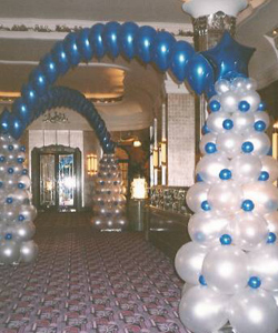 Hyderabad inflatables for Balloon decoration in hyderabad